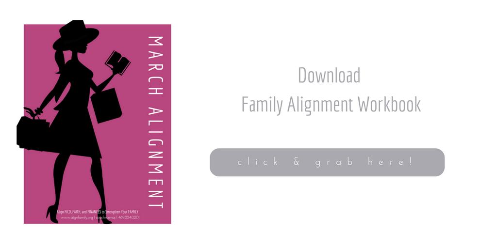 March Alignment Workbook