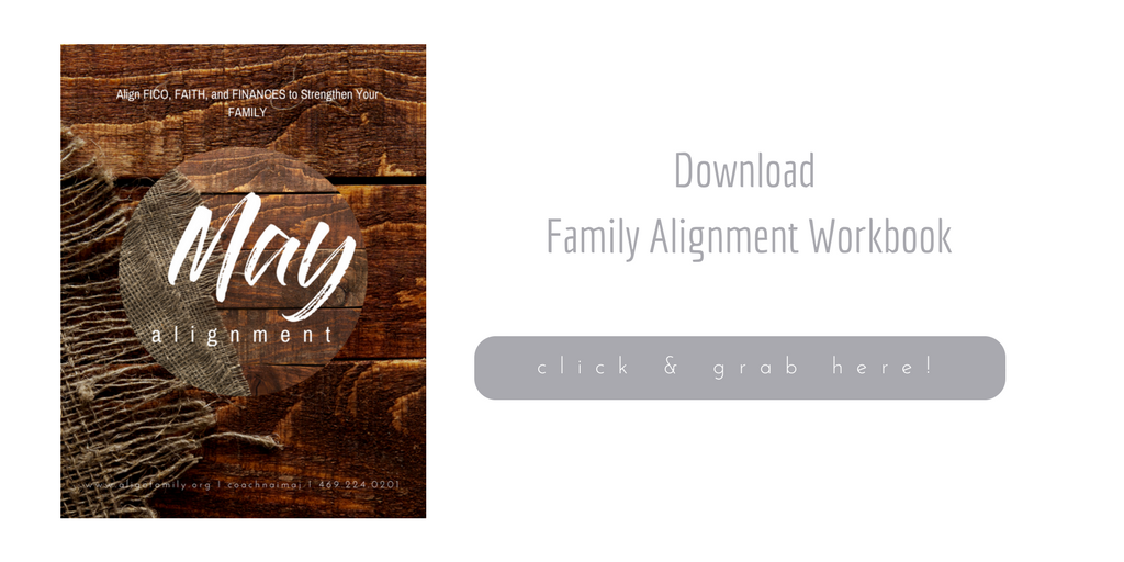May Alignment Workbook