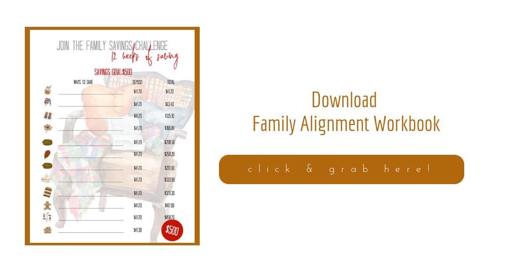 October Alignment Workbook