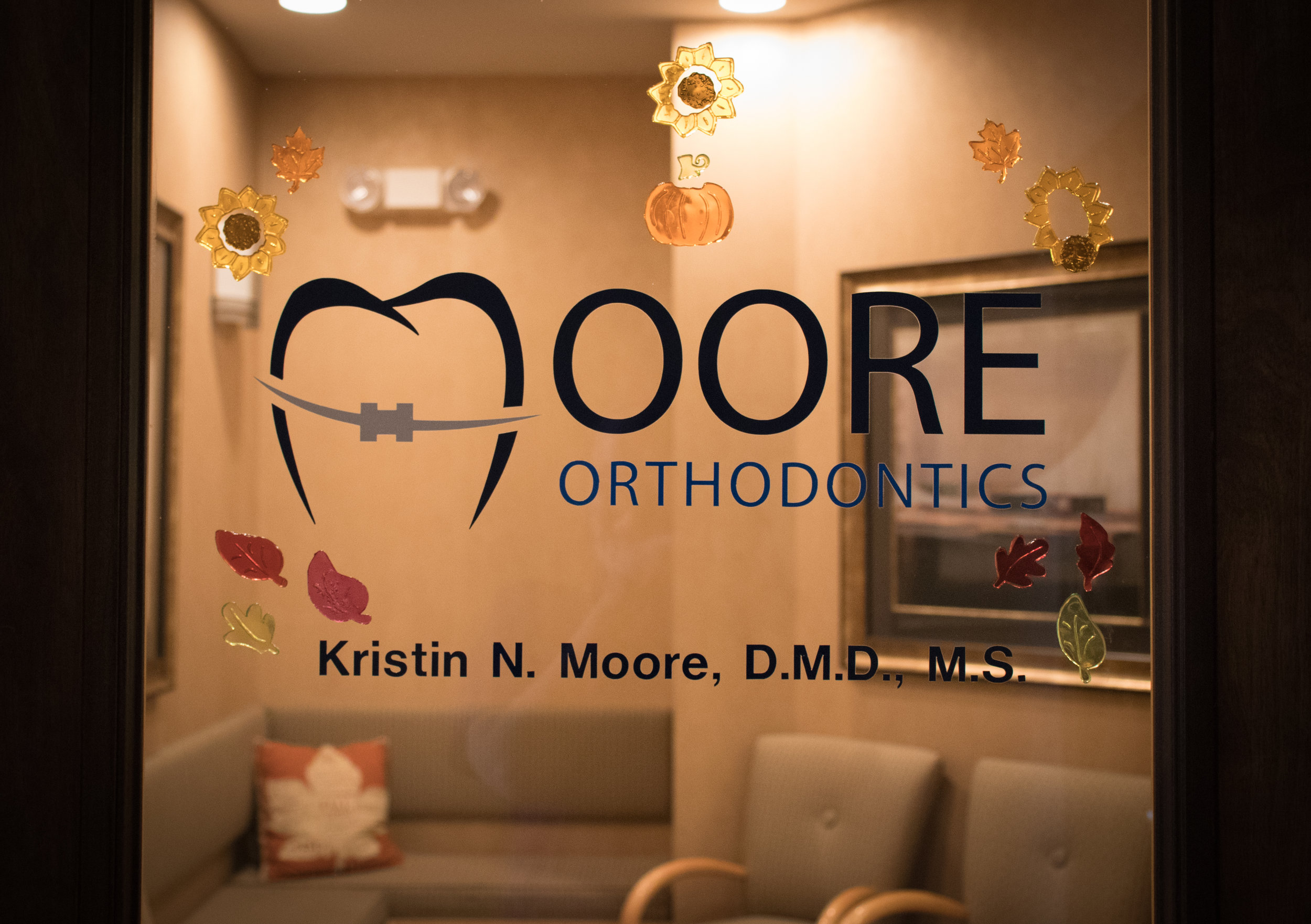 Moore Ortho Door