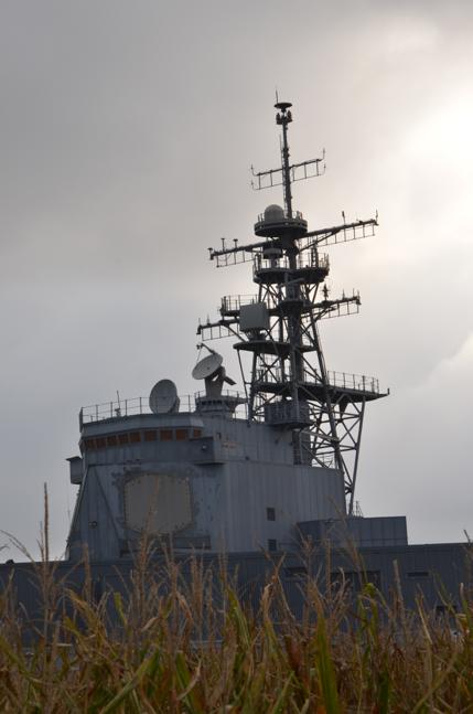 Figure      SEQ Figure \* ARABIC    2      . AEGIS Training Site USS Rancocas. Photo credit: R'lyeh Imaging via Flickr, CC BY 2.0.