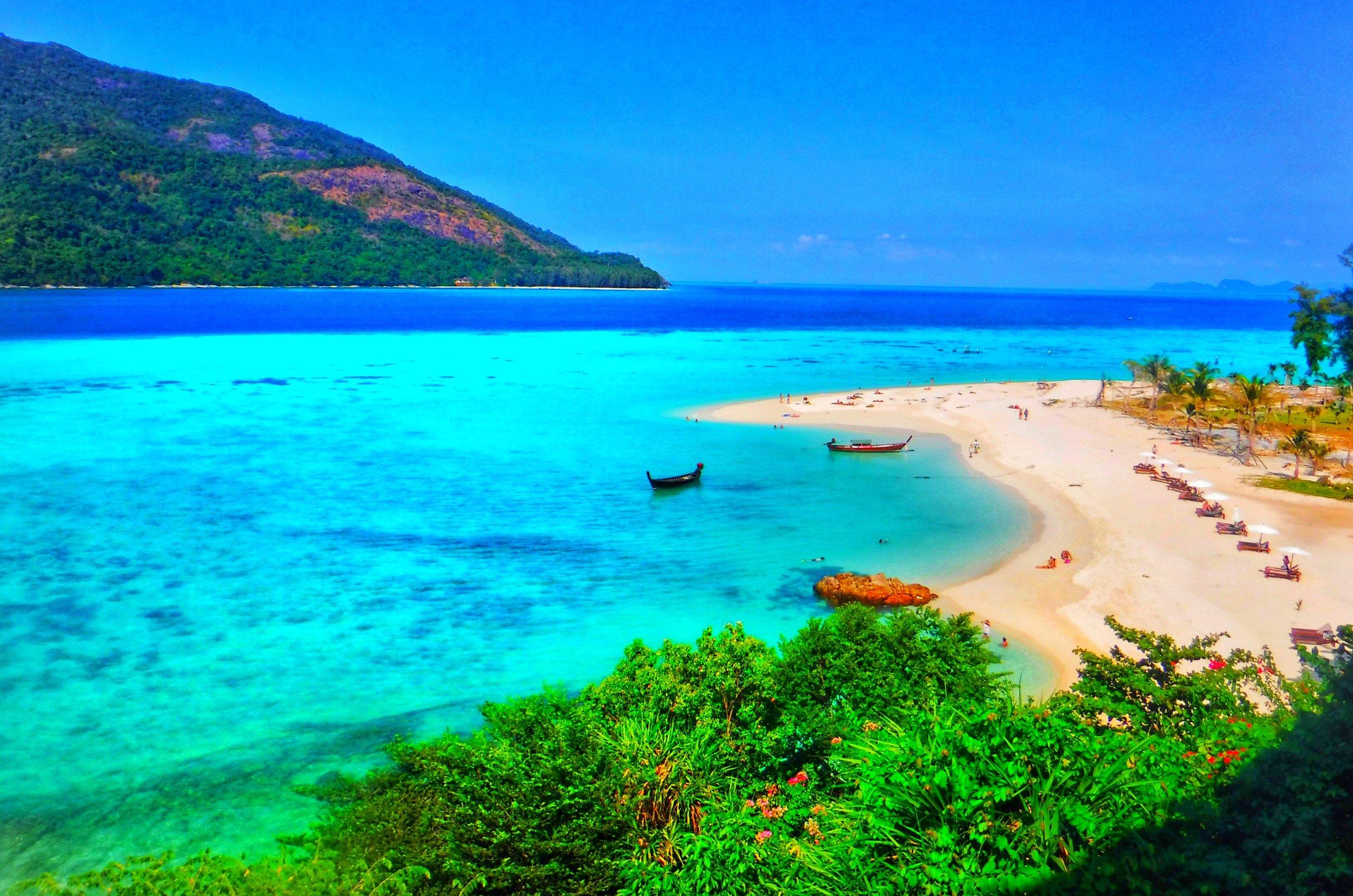 Koh Lipe Thailand Beaches.