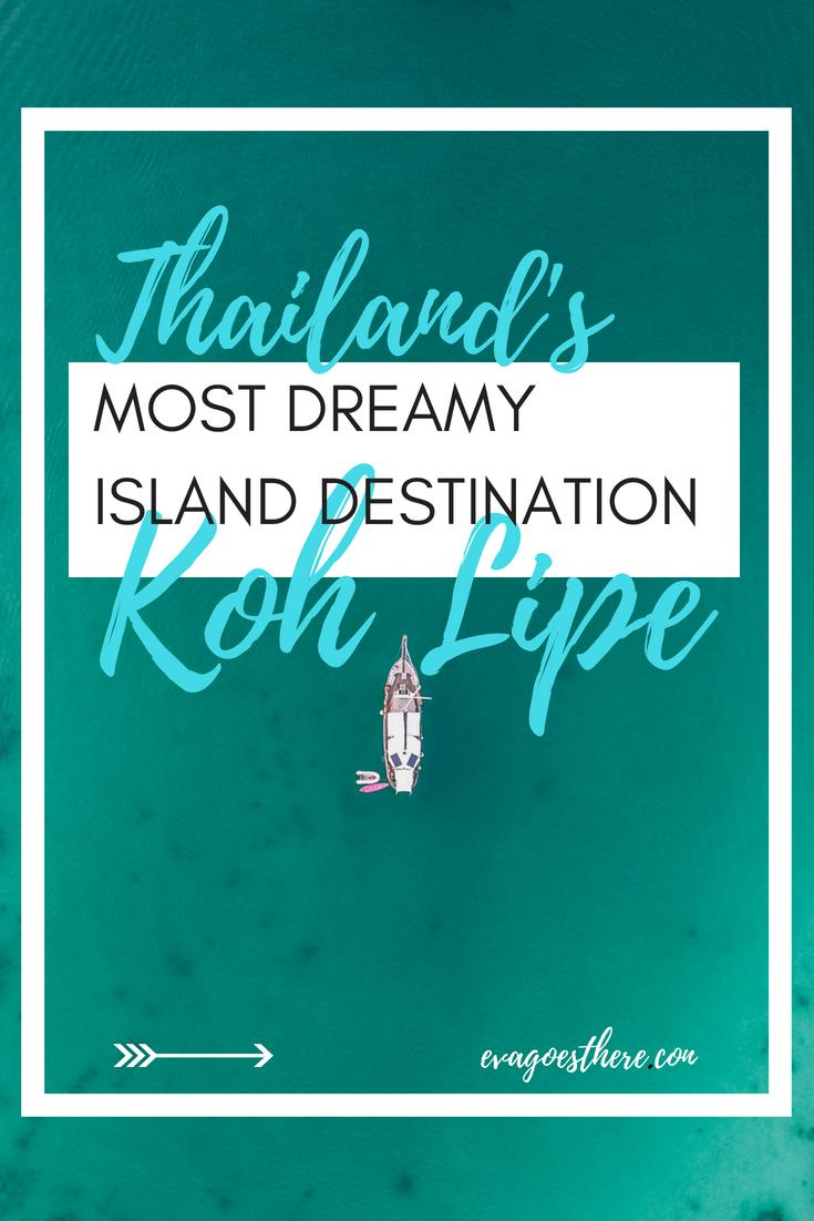 Koh Lipe Thailand-the Maldive's of Thailand. Thailand's most beautiful island.