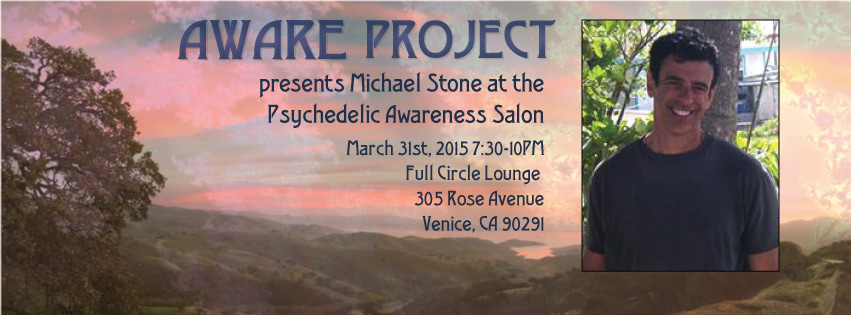Psychedelic Awareness Salon - Aware Project: Rethinking
