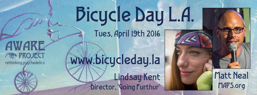 Bicycle Day LA