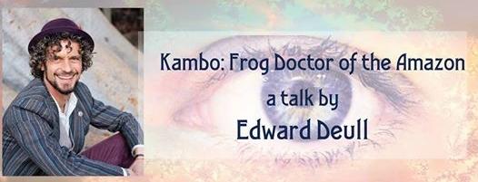 edward deull kambo frog medicine