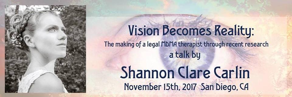 Shannon Carlin MAPS psychedelic MDMA
