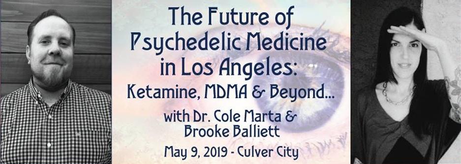 Psychedelic Los Angeles Ketamine MDMA