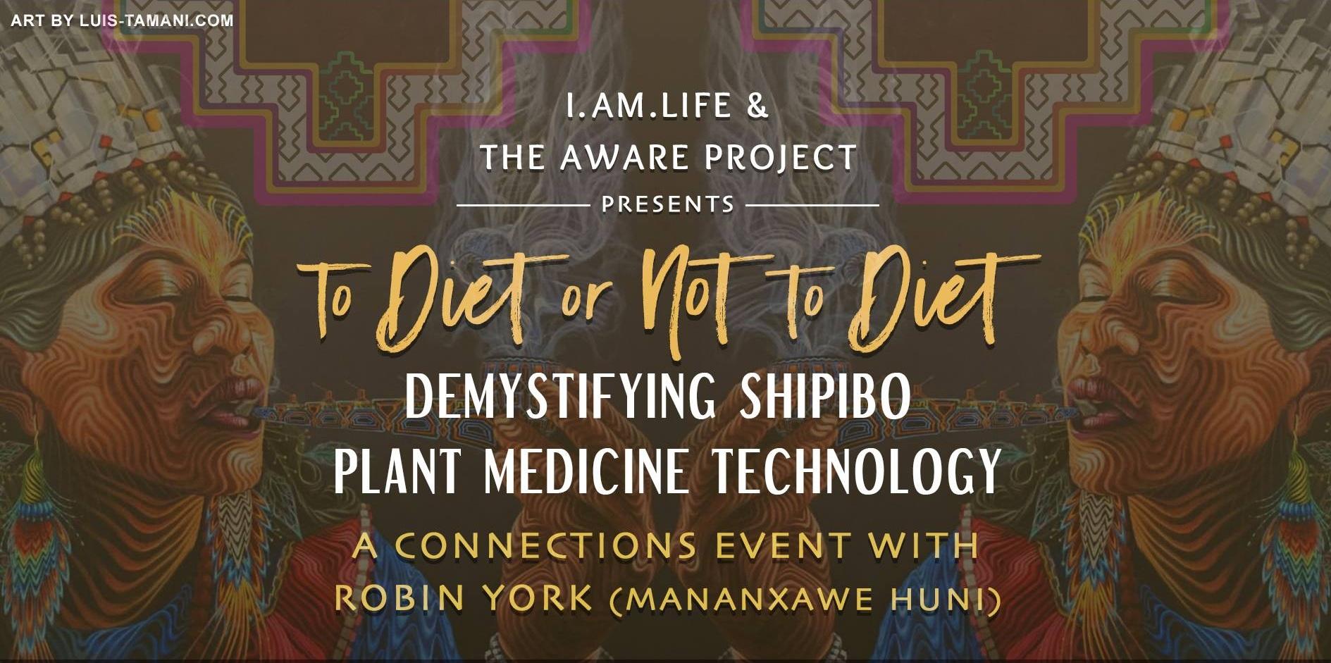 Shipibo Plant Medicine Technology