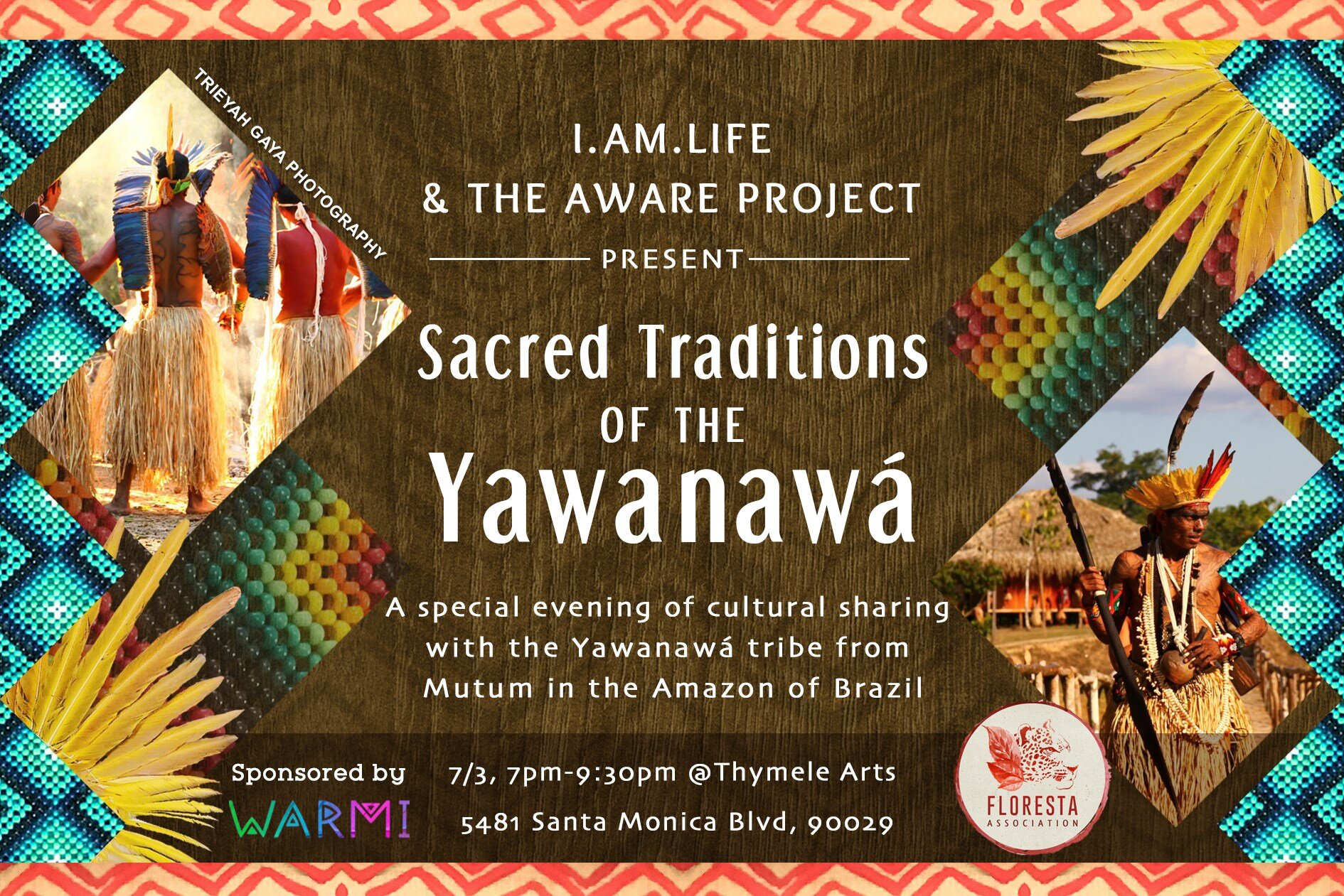 Sacred Traditions of the Yawanawá