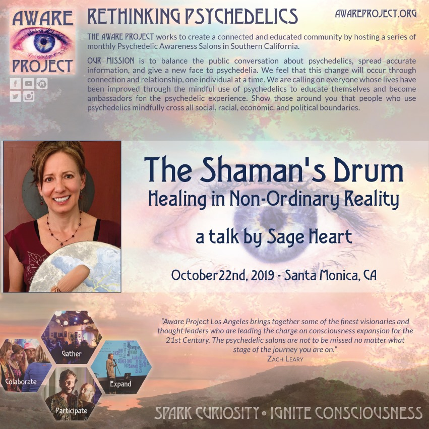 The Shaman's Drum: Healing in Non-Ordinary States