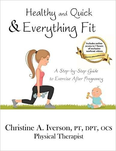 "Post-Partum Exercises Illustrated - My name appears as ""Illustrator"", next to the author's name, on the Amazon listing of Christine Iverson's book, Healthy and Quick & Everything Fit – A Step-by-Step Guide to Exercise After Pregnancy. It's a great gift for new mothers, expert information in a very accessible format. Also check out Dr. Iverson's website."