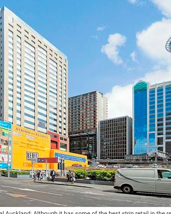 Feature about Auckland's changing retail market National Business Review