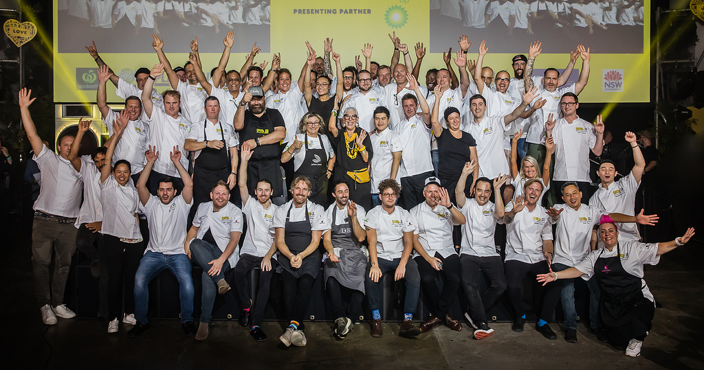 NOMAD's Chef Jacqui Challinor attended the OzHarvest CEO Cookoff on Monday night. Because of the generosity of our guests, we were able to raise over $11,000! From all of us at Team NOMAD we would like to say a big THANK YOU to everyone for your support and to OzHarvest for the amazing work they do in our community.