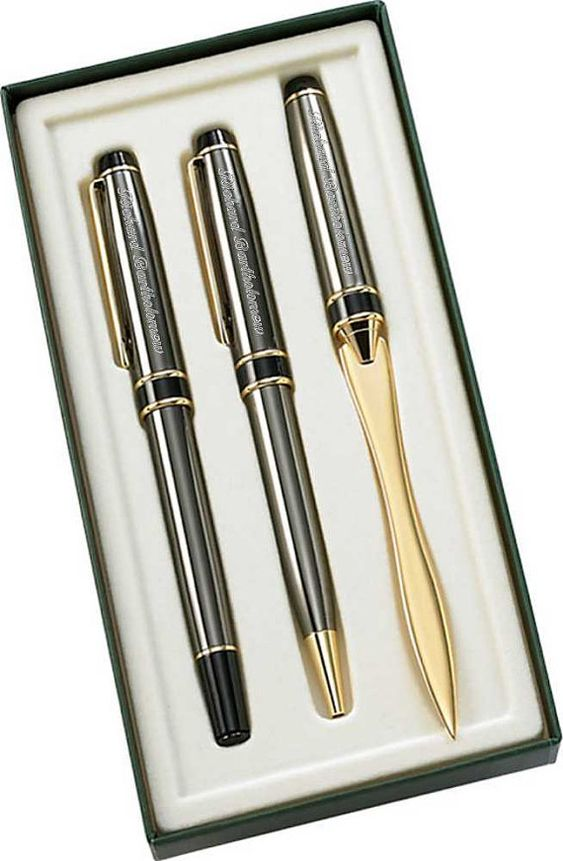 Custom Engraved Fountain Pens
