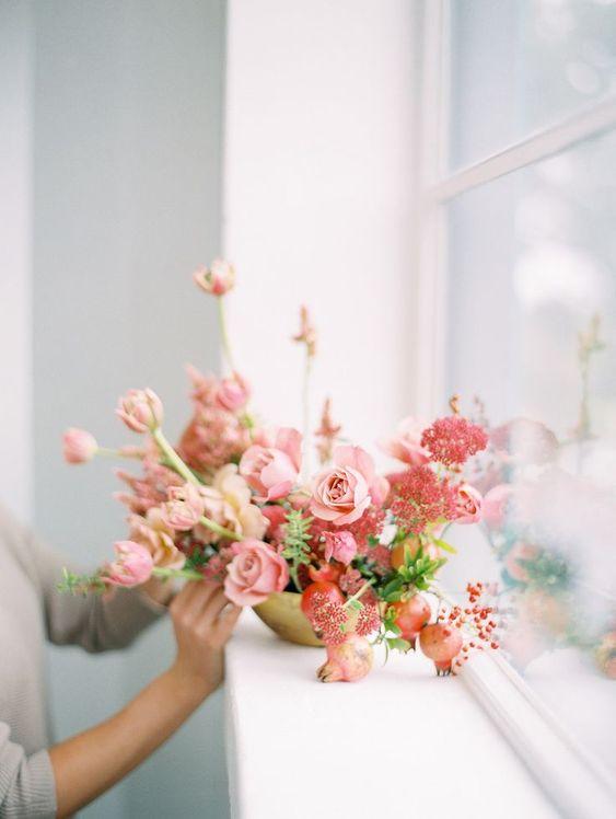 Photo Caption:  Magnolia Rouge