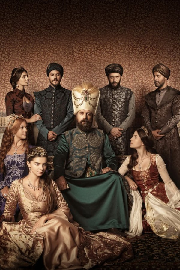 Suleiman's legacy continues in TV shows like  The Magnificent Century.