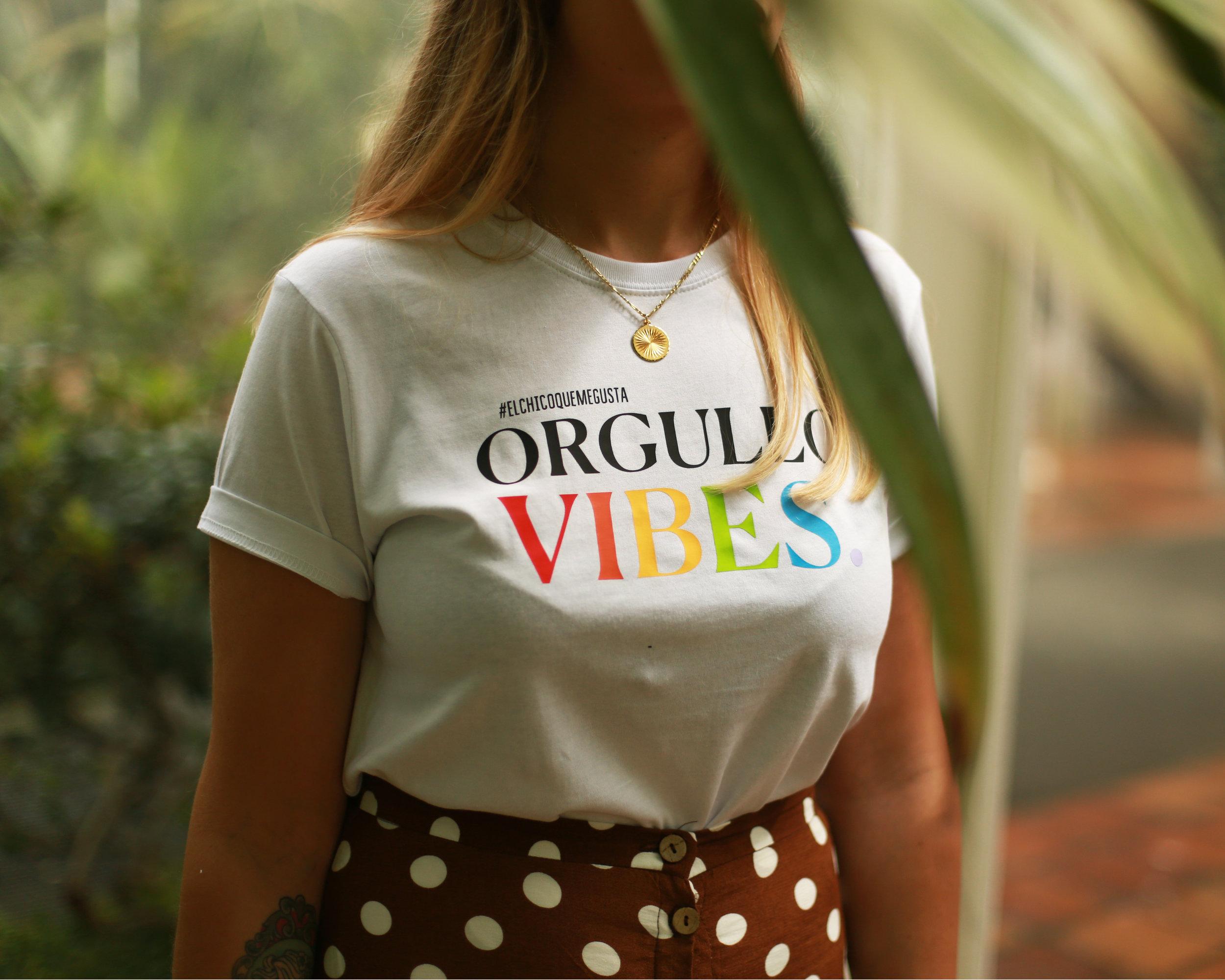 Camiseta de @elchicoquemegusta