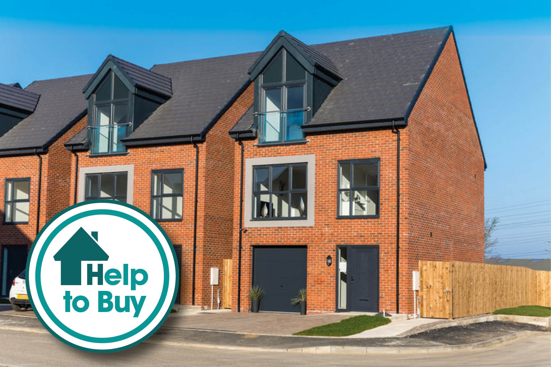 HELP TO BUY AVAILABLE - Government backed schemes where you could buy a new Ascent home with just a 5% deposit:Purchase price of your new home 100% £229,950Deposit 5% £11,497Mortgage 75% £172,463Equity Loan from Government 20% £45,990*Subject to eligibility. Terms and conditions apply. Specific plots only*
