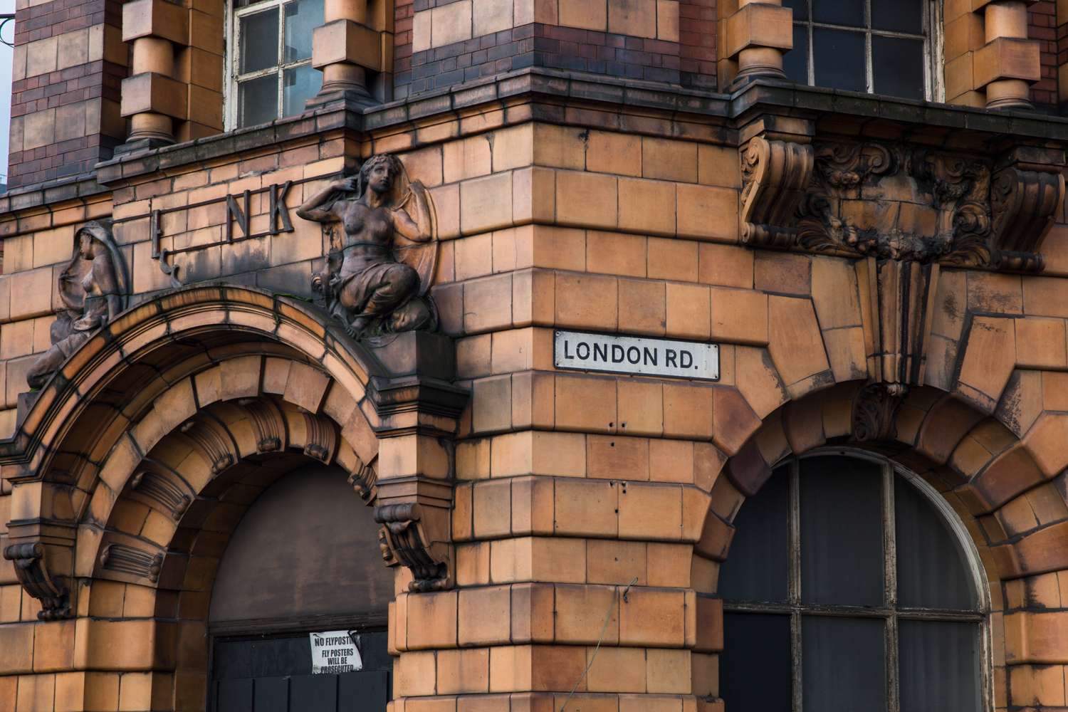 London Road Fire Station -