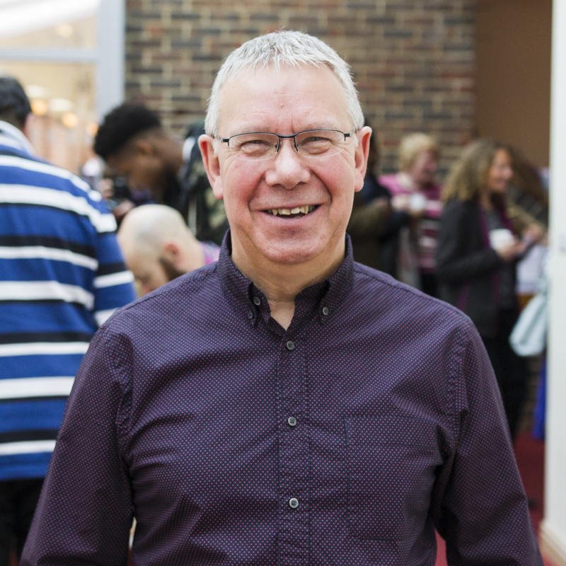 Paul Pease (Senior Pastor)