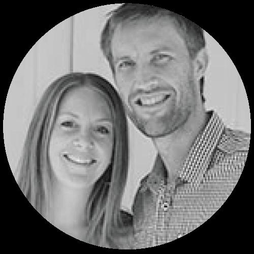 Lars and Megan Halvorsen