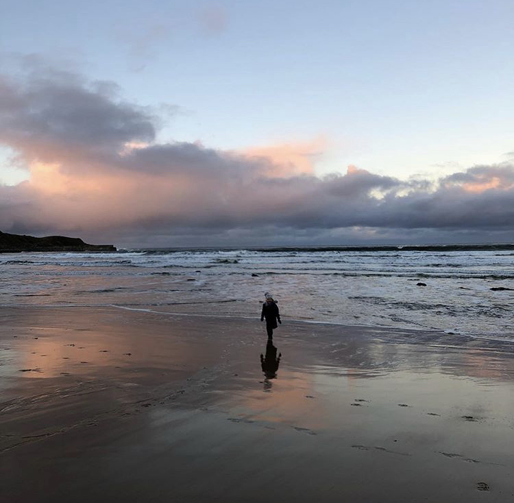December light: Melvich Beach, Where the Wild Things Are.