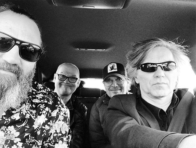 På väg till Tjockhult #punkrockparty #brothertuck