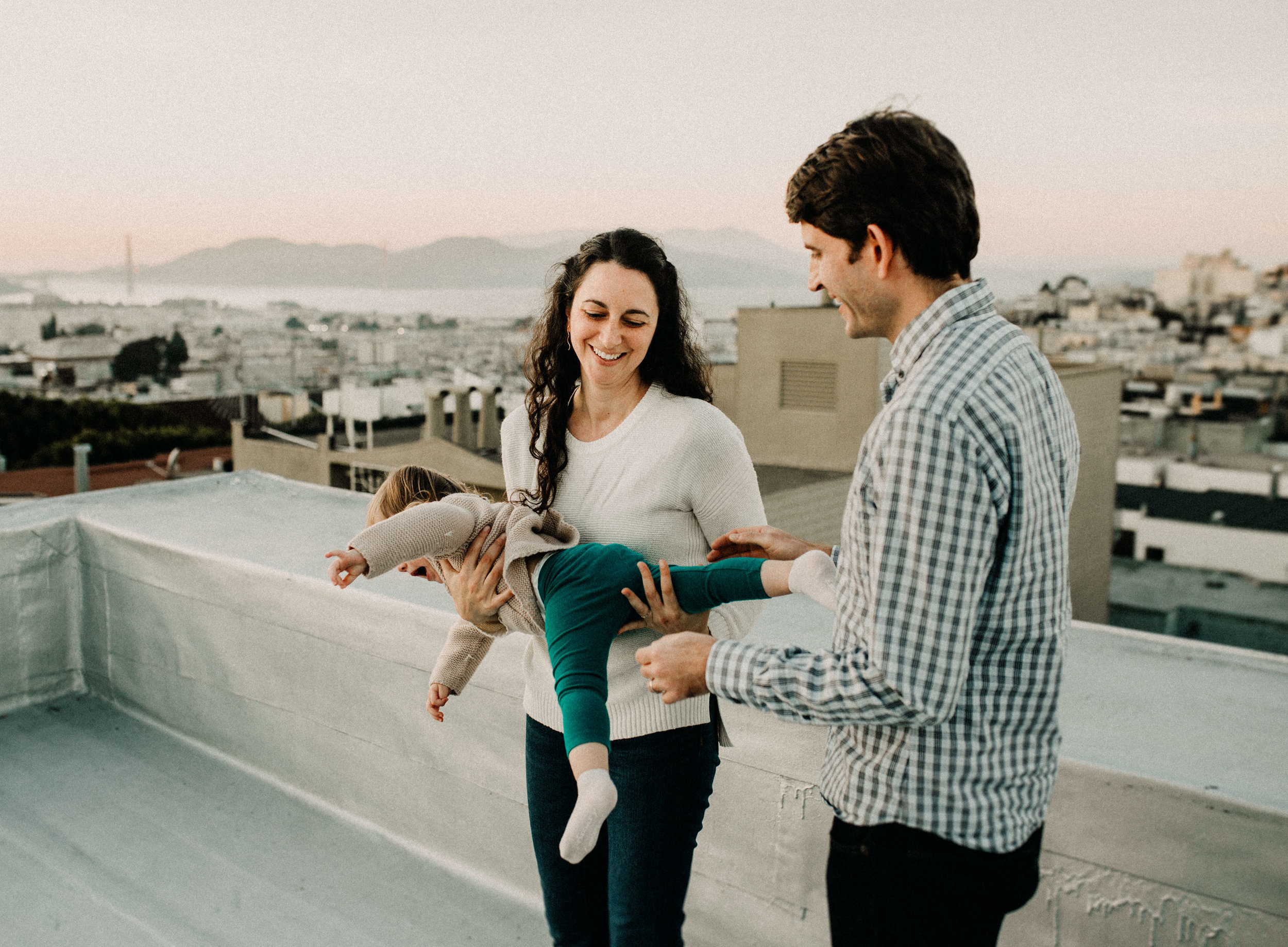 san francisco rooftop session elikubikova