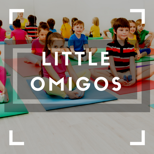 SHINE LITTLE OMIGOS   TERM TIME ONLY  SATURDAYS 12:30PM - 13:20PM   £45 Term or £7 Drop in or £10 for Parent and Child