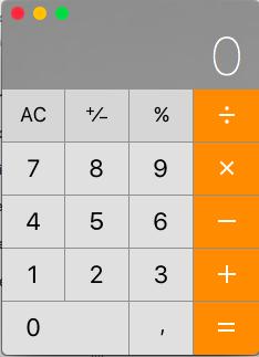 Voorcalculatie rekenmachine