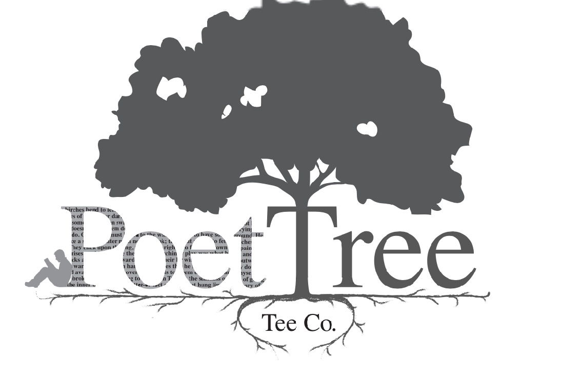 PoetTree Tee Co. is the brainchild of Tera, and the creativity designs of Mike Miller, along with some other late night coffee drinking forward thinkers like Emily Reincheld and InkVision Printing out of Pittsburgh, Pa. So what exactly do we do? Simple. Tera's been traveling the country for the past six months, while using writing and hiking as an outlet for healing. During this time, she fell in love with many parks, both local and national. Being a poet herself, she decided to combine the two. Poetry and Trees. Our tee's are a series of shirts dedicated to local and national parks, from Ohio's Hocking Hills to Lake Tahoe's crisp Glacier Bay!  But that's not all friends. Each Tee comes decorated with a quote to match the design from local and national poets around the world. And here's the kicker: a part of the profits go right back to funding the featured park and poet of the tee that you purchase. That's right, we are all about doing good, for the beauty of art and nature.  So stop on over at our shopping page (click the button below) and support the two things we love so hard. Grab a shirt for friend and continue to share our story.. Be sure to tag us outside wearing our tee and you'll be entered in a quarterly raffle to win a free one.     Oh  Yoi, one more thing friends ----are you a poet who has a quote you want to be featured, or do you want to share a park you'd like to see honored, or------would you like to be our designer of the month? Shoot us an email at  poettreetees@gmail.com  and follow us  @poettreeteeco , and yeah we are also on that  Facebook  thing too! Smoke signal us if you have to, or anything, we just wanna hear from you!   Poets and Trees, and all the things pretty,                     -PTC