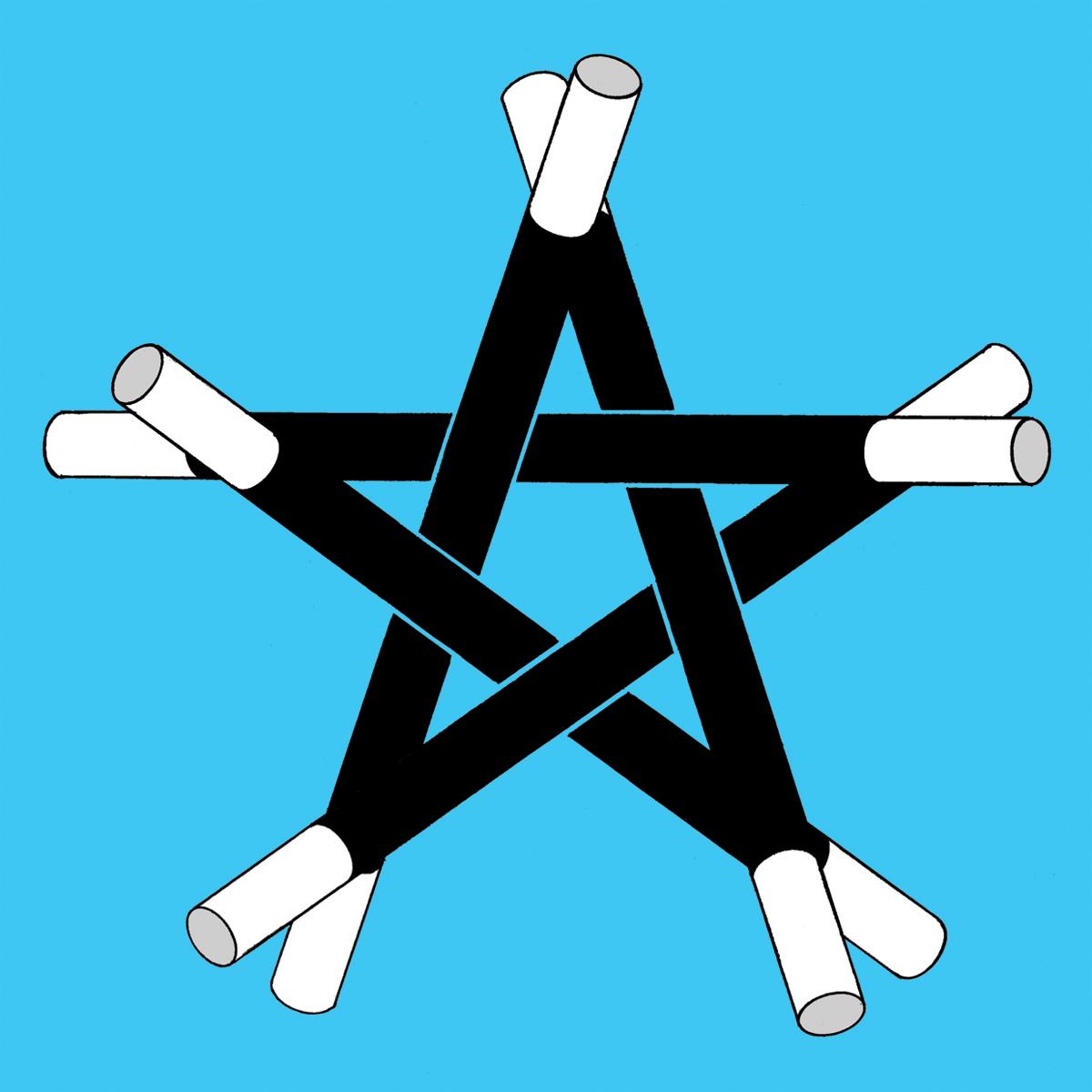 Wands Pentagram