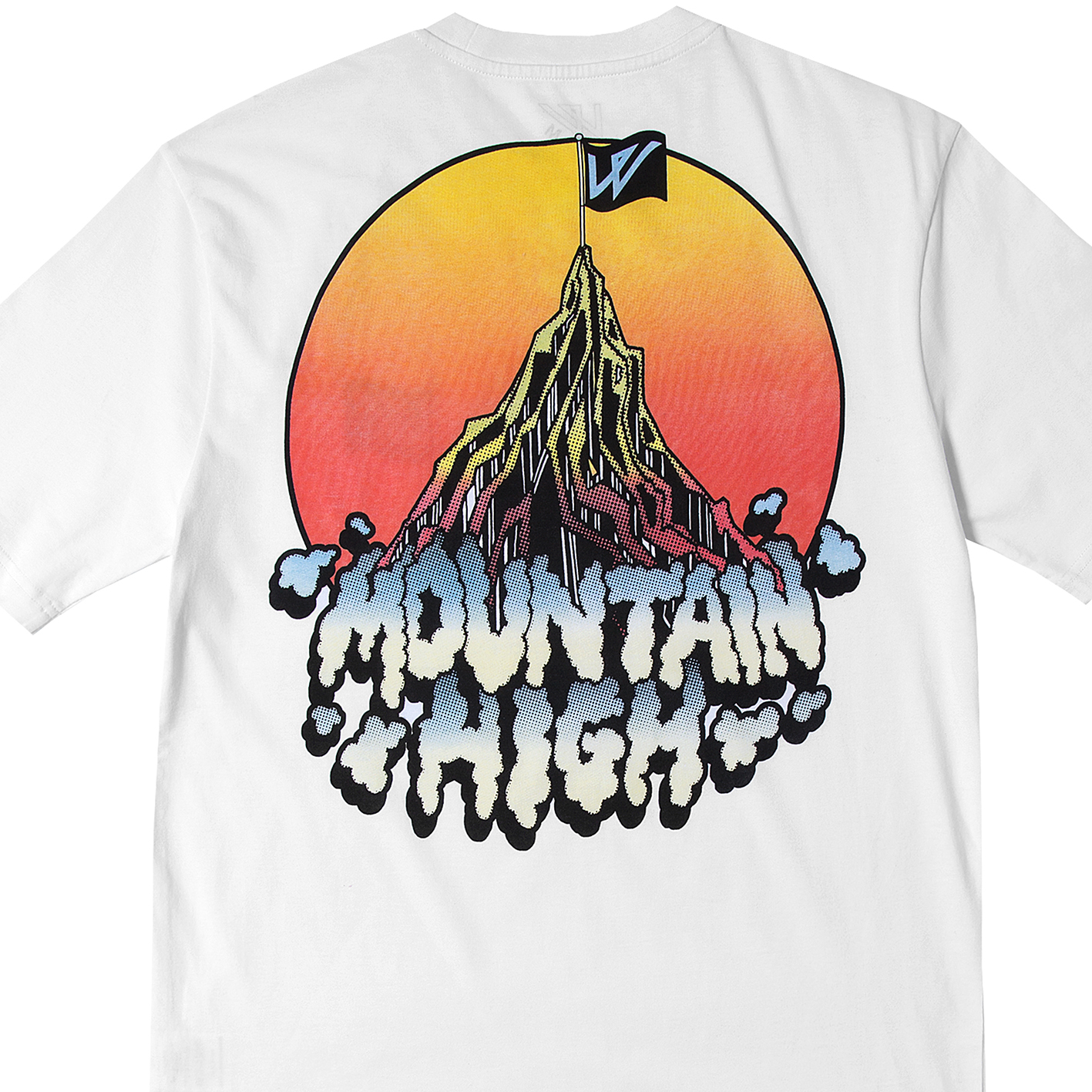 Mountain High t-shirt