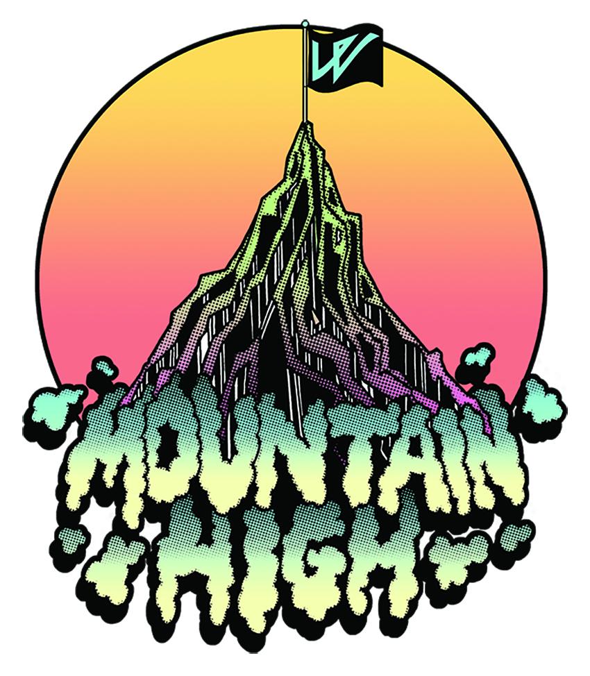 Mountain High Graphic