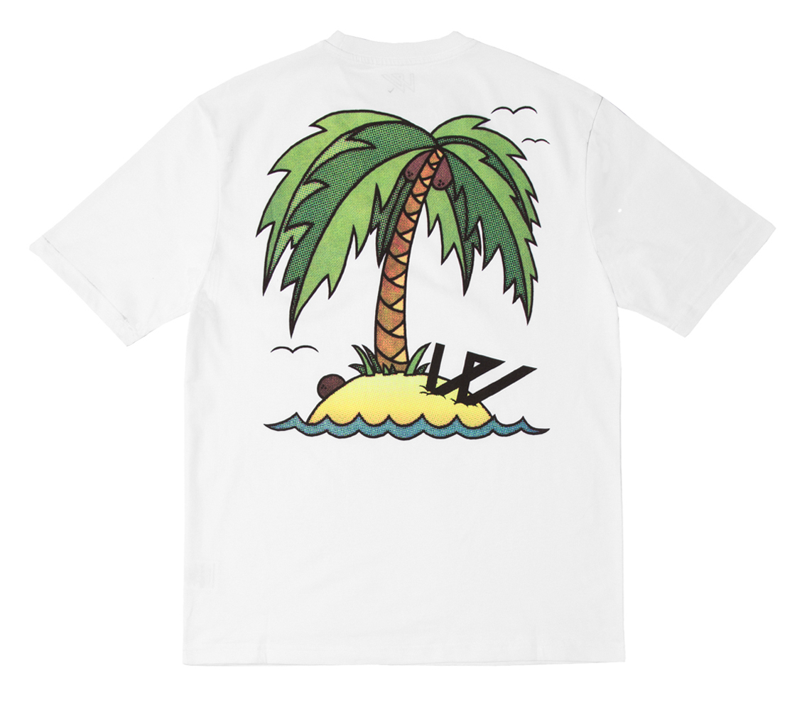 Washed Up tee