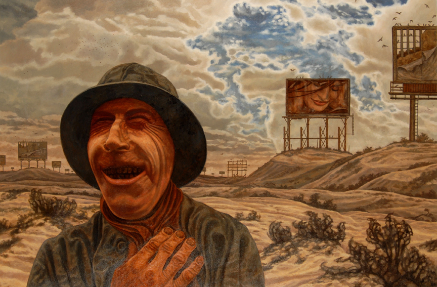 11) DMohl-A Traveler in the Wilderness-Oil on Canvas.JPG