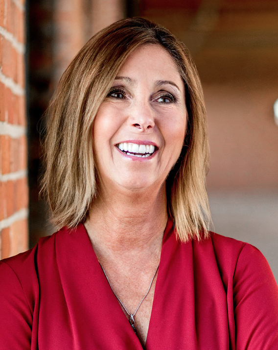 PAULA DOUCETTE • Director of Marketing & Communications
