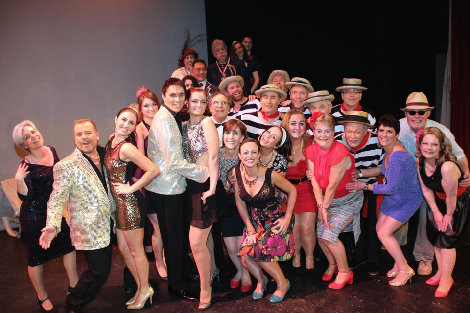 The Gondoliers 2014