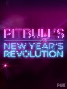 Pitbull's New Year's Revolution (2014-2016)