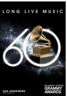 The Grammy Awards (Various Years)