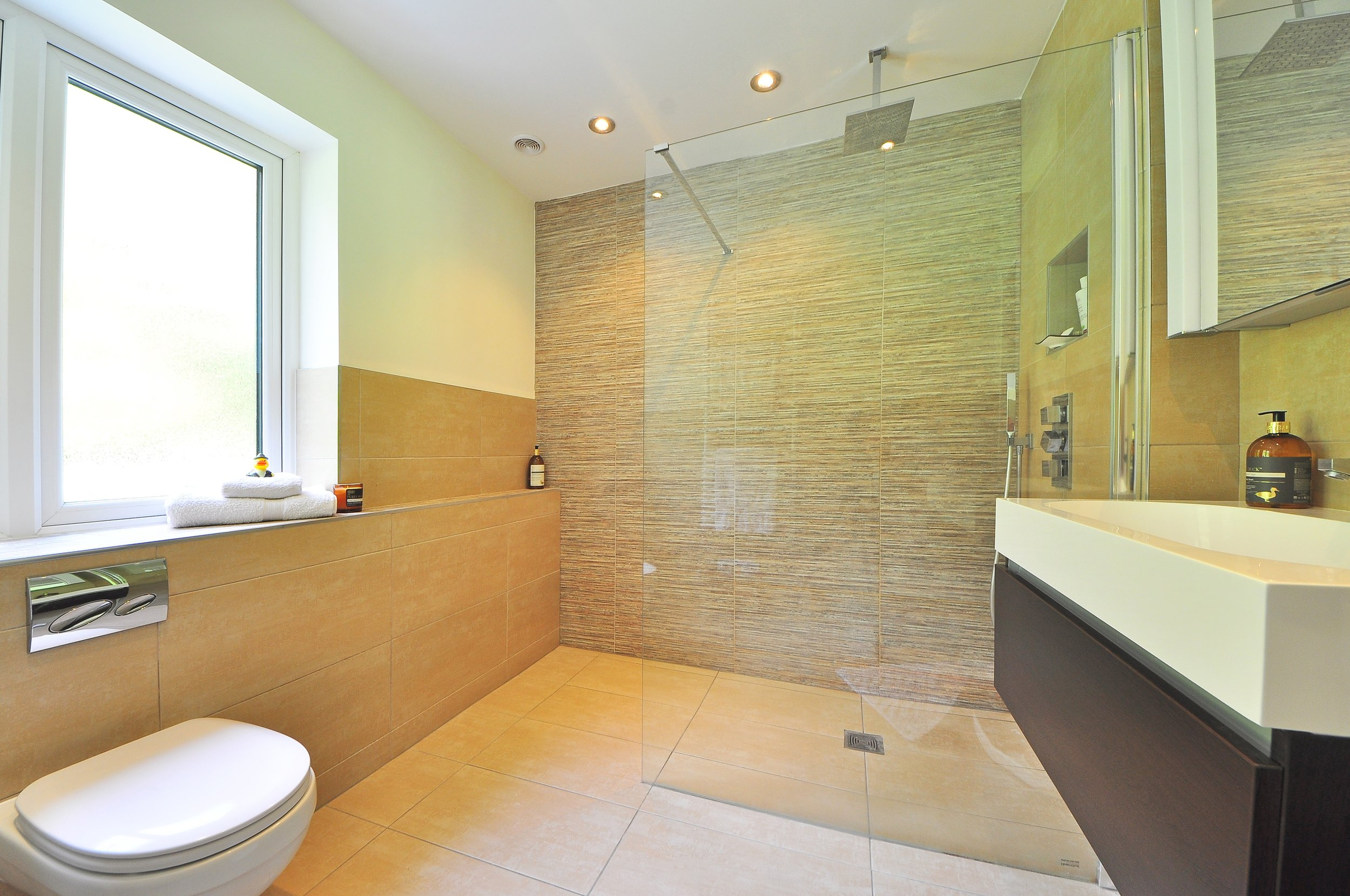 A bathroom that embraces Universal Design