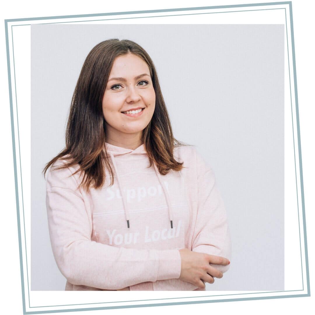 Facebook-markkinointi valmentaja Karoliina Behm