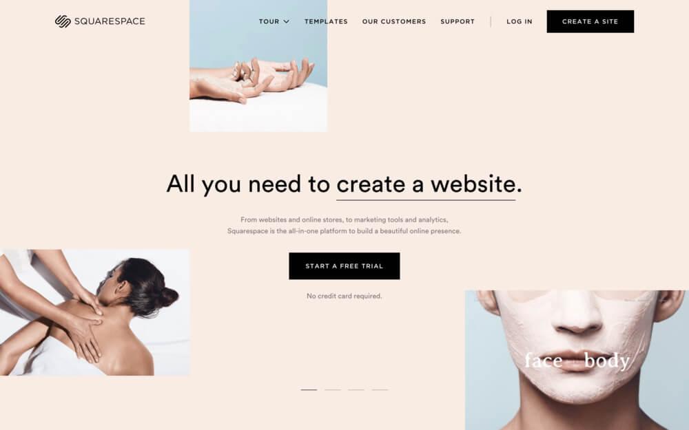 Squarespace -verkkosivualustalla rakennat tyylikkäät ja toimivat kotisivut tai blogin jopa parissa päivässä.