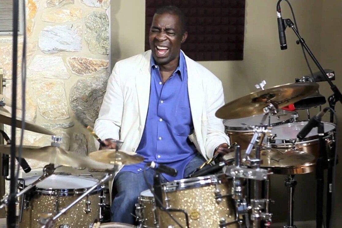 Victor Jones - Drums