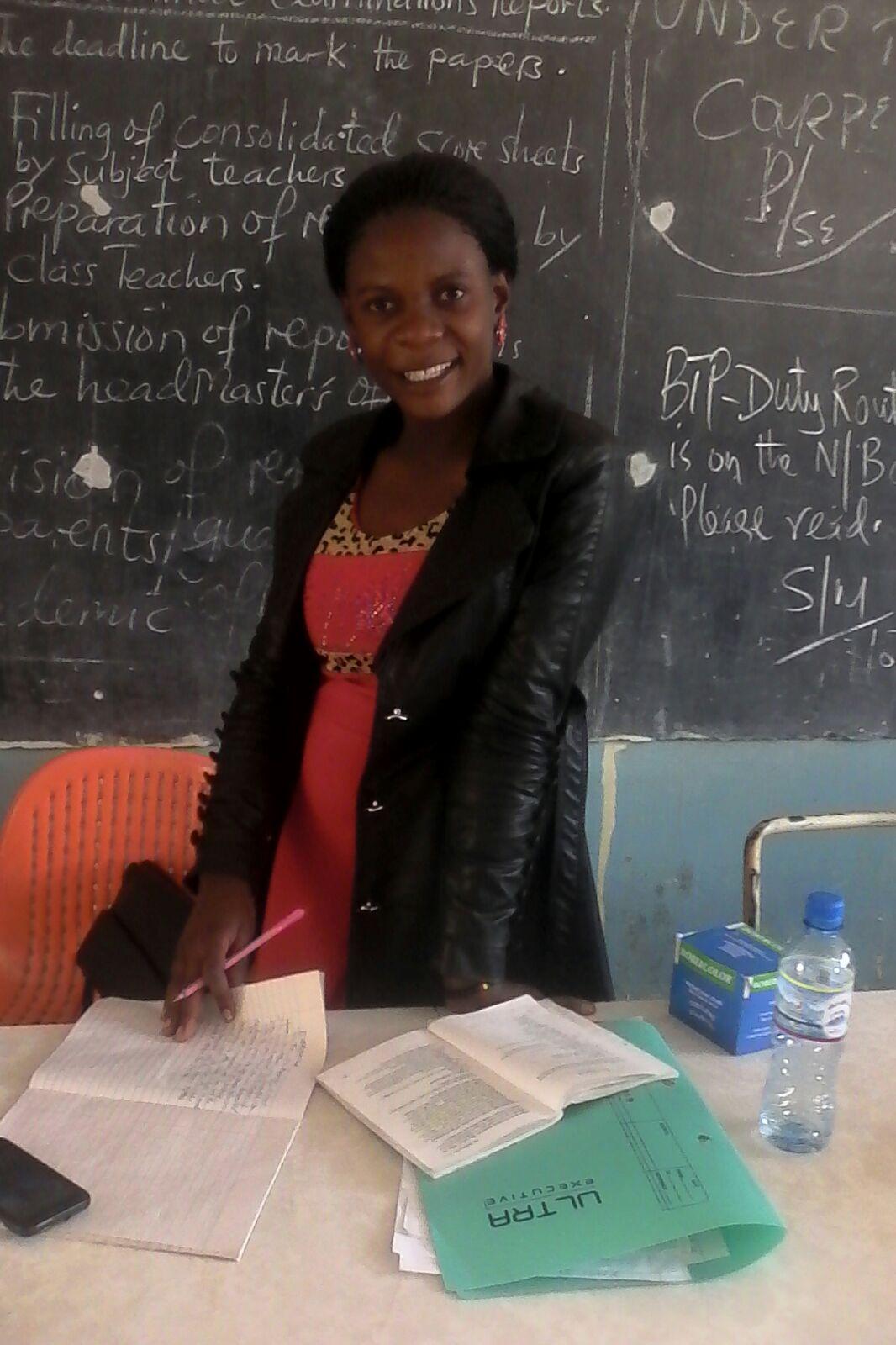 Zainabu's long walk to Madege Secondary School