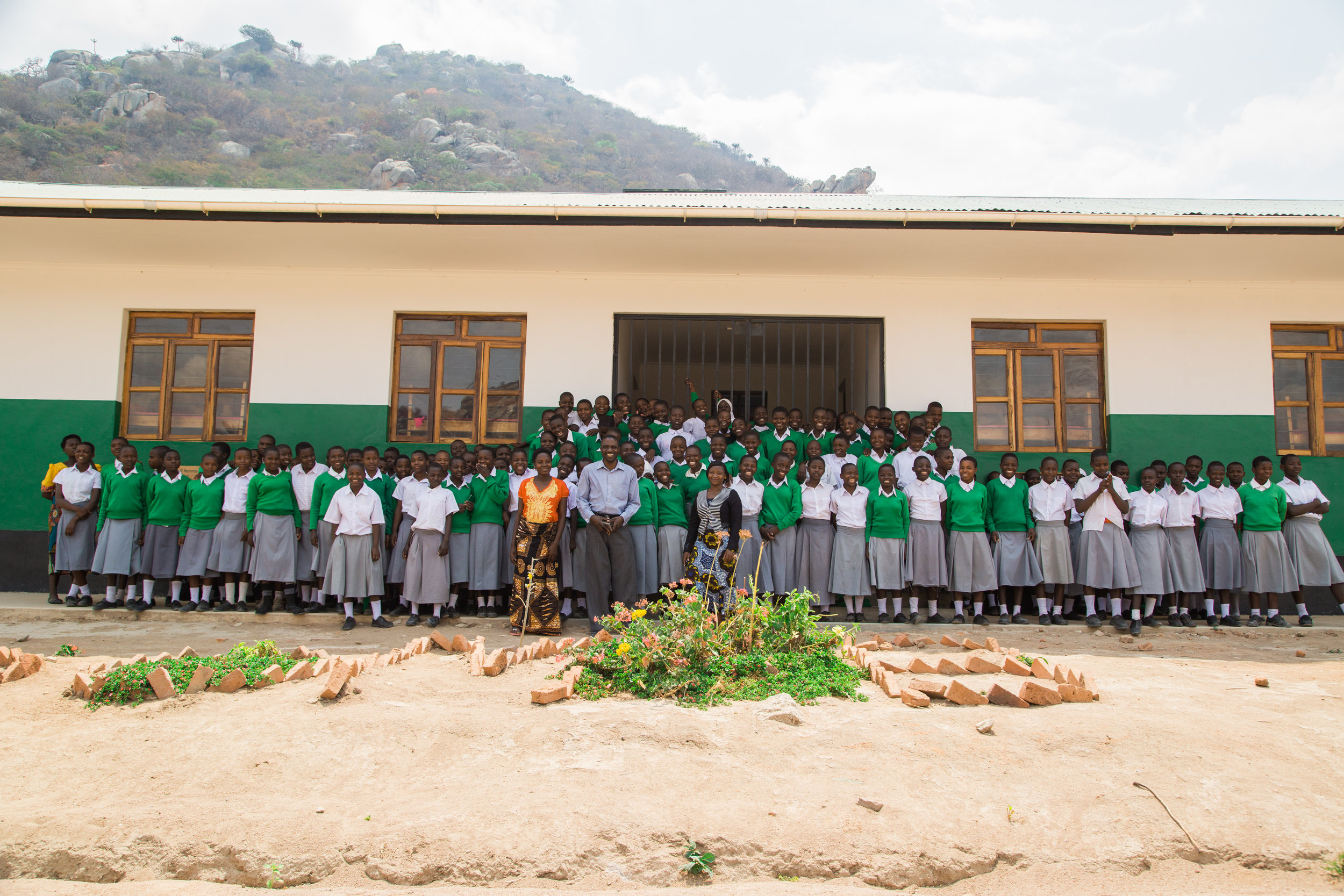 1,000 girls staying in safe accommodation created by Lyra since 2011 .