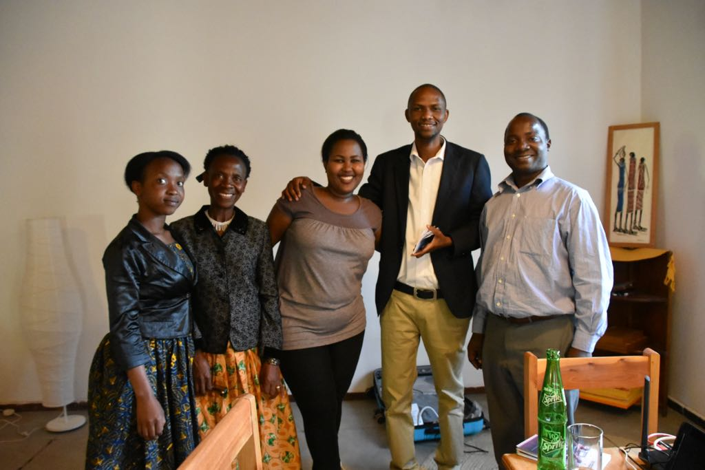 RACHEL trainees: Lyra coaches and R-Labs, our partner in teacher training