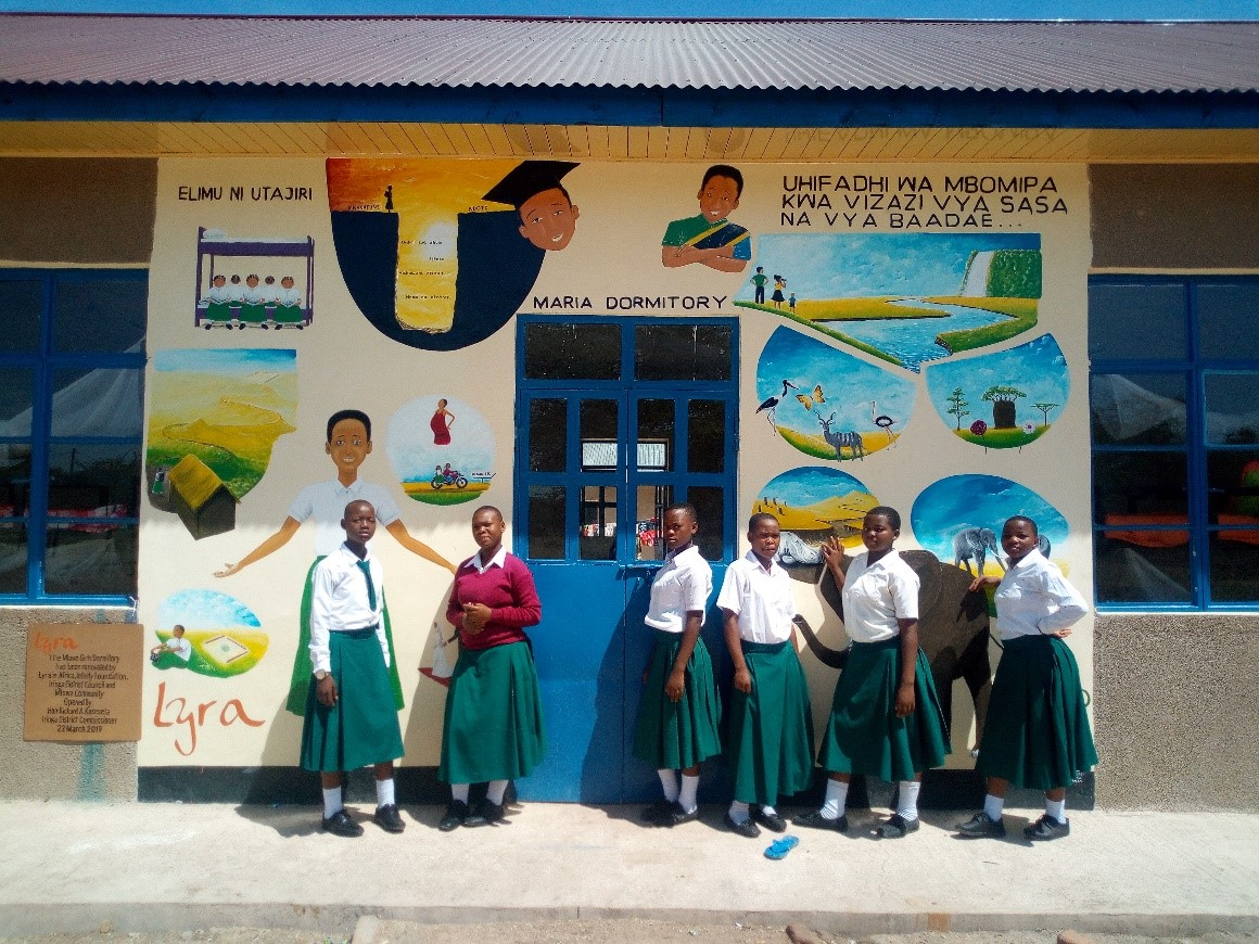Mlowa mural and girls.jpg
