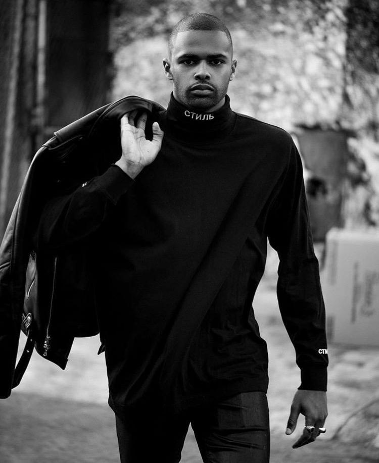 CLEMENT DIOP   Stylist: Noah Raf